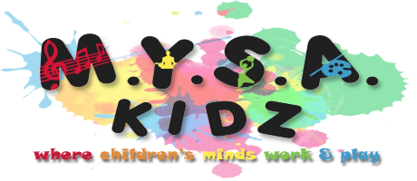 M.Y.S.A. Kidz – Where Children's Mind Work & Play